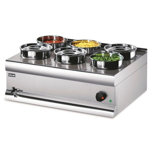 Lincat Silverlink 600 BS7W Stainless Steel Wet Heat Bain Marie